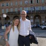 Ciarapica (centrodestra) sindaco a Civitanova, Santarelli (Cinque Stelle) a Fabriano