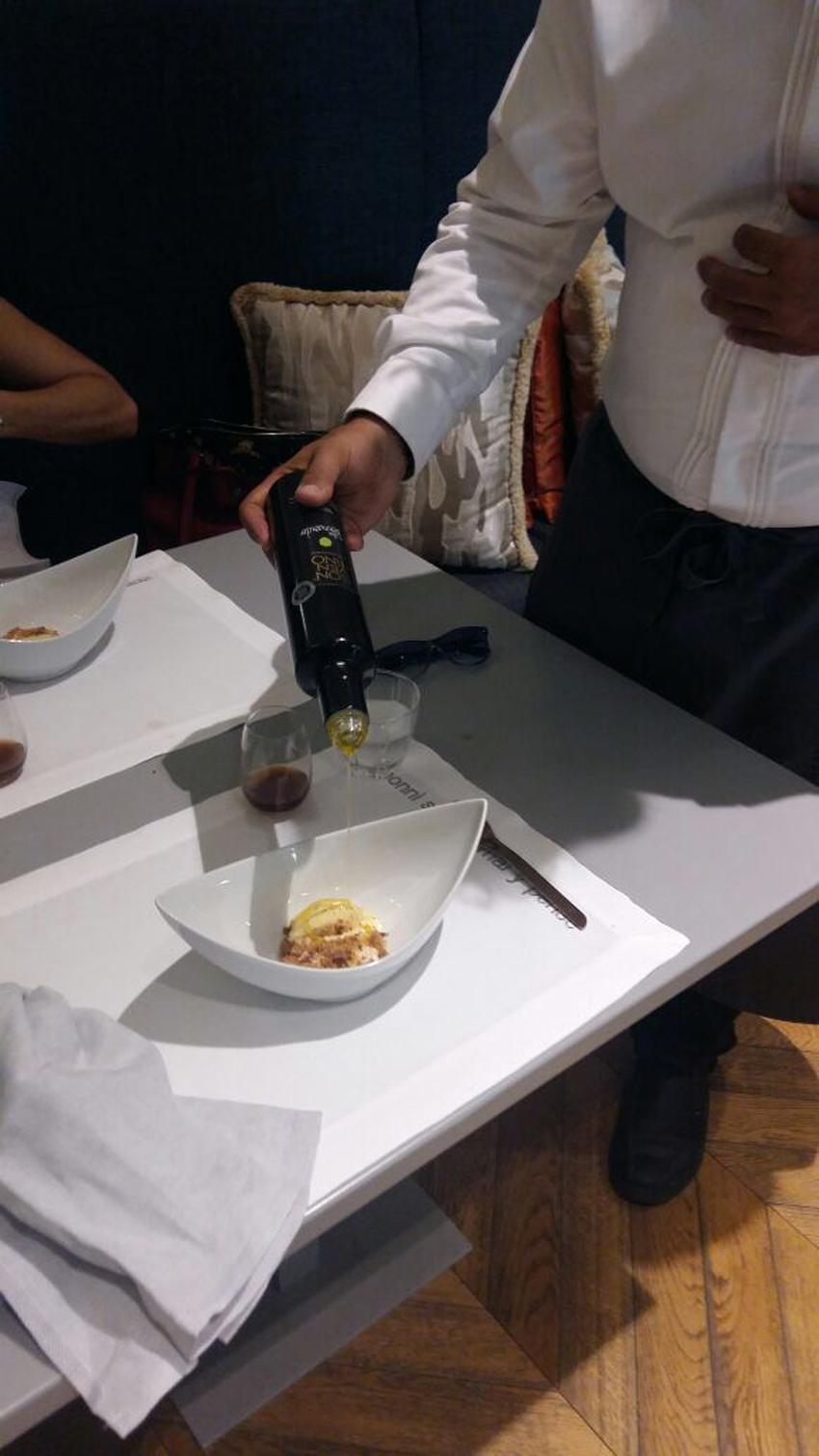 Nel tempio della cucina toscana c'è grande considerazione per i vini e i prodotti delle Marche