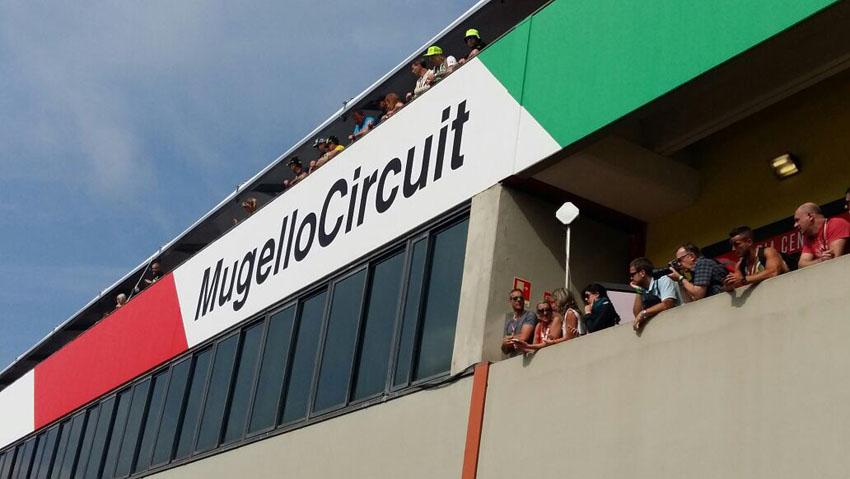 Al Mugello Valentino Rossi ai piedi del podio, ora si cerca il suo erede