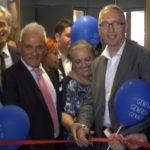 Alla Clinica Oncologica degli Ospedali di Ancona inauguratela Stanza Caleidoscopio e l'Area Bimbi