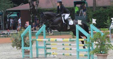 Castelfidardo trionfa ai Campionati italiani di equitazione con Carlotta Barontini