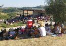Mangialonga Picena 2017, a Offida 800 enogastronauti entusiasti del sud delle Marche