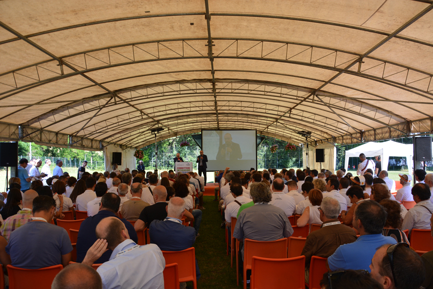 Istituzioni e imprese insieme per costruire una nuova scuola a Pieve Torina