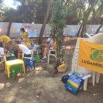 Grande successo a Porto Sant'Elpidio per la settimana di volontariato ambientale dedicata a bambini e ragazzi