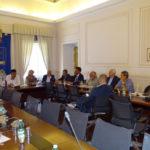 Gianluca Pasqui, sindaco di Camerino, coordinatore della cabina di regia dell'Anci sulla ricostruzione post sisma