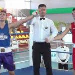 BOXE / Con tre matches fantastici il pesarese Diego Vergoni conquista il Guanto d'oro 2017