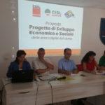 Arrivano dai sindacati le proposte per lo sviluppo economico e sociale delle aree colpite dal sisma
