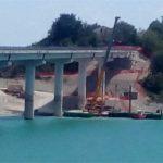 A settembre il ripristino della viabilità sul viadotto di Cingoli