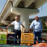 Confermata l'apertura a settembre, a senso unico alternato, del viadotto di Cingoli