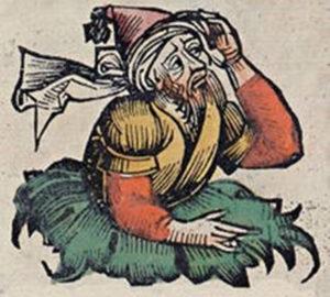 Anche il Mago Merlino a caccia di incanti sui Monti Sibillini