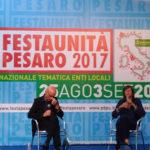 """Gianni Maggi: """"Marche, regione Pesarocentrica"""""""