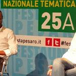 """Matteo Ricci alla Festa del Pd: """"Vasco Errani ha sbagliato a dimettersi da commissario per il terremoto, non si lasciano i lavori in corso"""""""