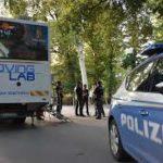 """""""Moving Lab"""" a Pesaro per far conoscere l'attività della Polizia scientifica"""