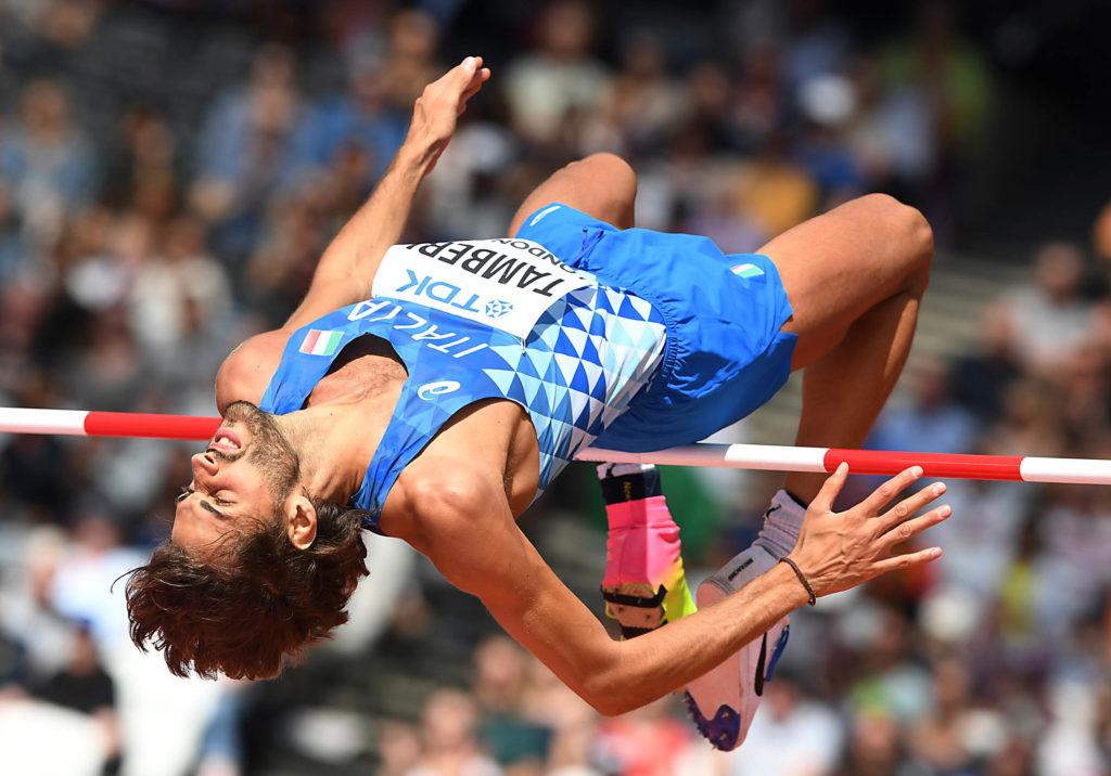 Ai mondiali di Londra Tamberi salta 2,29 ma non basta per entrare in finale