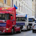 In arrivo 36 milioni di euro a fondo perduto per l'acquisto di nuovi Tir ecologici