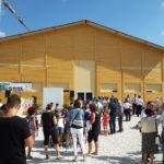 Inaugurata la nuova palestra, anche Acquasanta Terme prova a ripartire