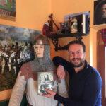 """Giovanni Melappioni torna nel Medioevo con """"Temprati dal destino"""""""
