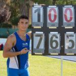 Record italiano nel martello Under 18 per Giorgio Olivieri