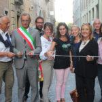 """Via San Francesco riqualificata, Ricci e Belloni: """"Ora Pesaro ha un ingresso dignitoso"""""""