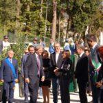 """Inaugurata a Sarnano dal Presidente del Consiglio Gentiloni la scuola dell'infanzia """"Benedetto Costa"""""""