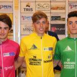 CICLISMO / Sprint vincente di Lorenzo Germani nella Sarnano-Recanati