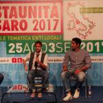 """Il ministro Lotti a Pesaro: """"Investire di più nelle periferie per aiutare i giovani a fare sport"""""""