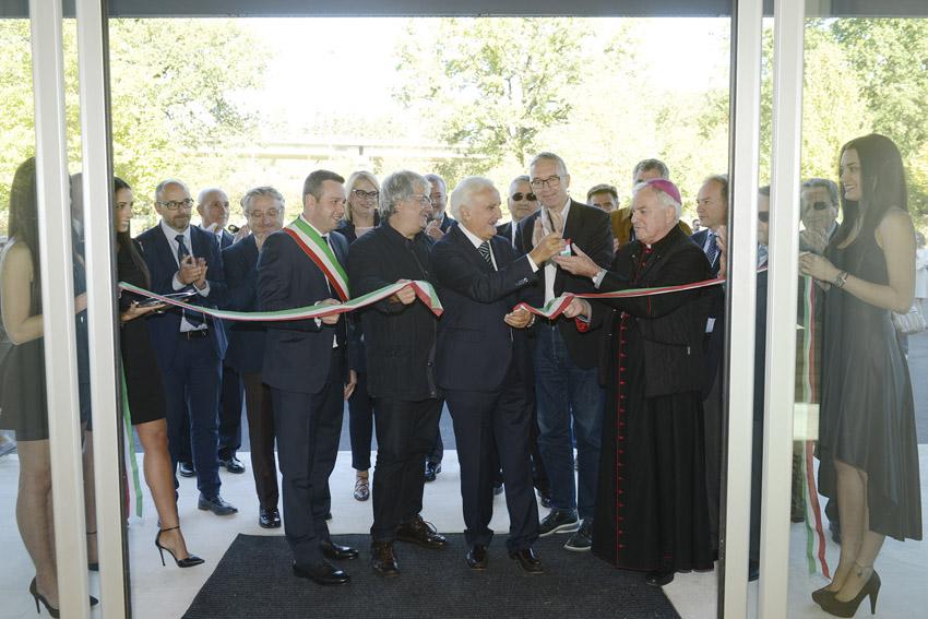 A Belforte del Chienti inaugurato il nuovo centro direzionale della Simonelli Group
