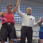 Tre matches femminili infiammano a Fermo un'ottima riunione di pugilato