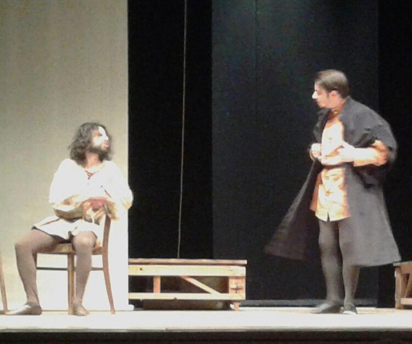 Con Divinissimo, al Teatro Sperimentale di Pesaro, un grande omaggio a Raffaello Sanzio