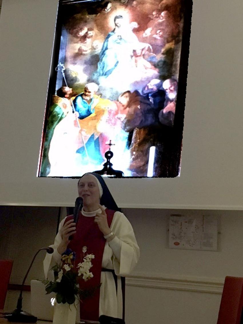 San Francesco, l'arte e le Marche, anche l'arcivescovo Spina è intervenutoall'incontro del Rotary Ancona Conero