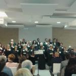 Una grande festa per il decennale del Coro Cantori della Città Futura diretto dal maestro Stefano Bartolucci