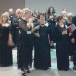 I Cantori della Città Futura impegnati in un concerto per la solidarietà