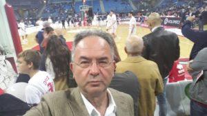Il grazie della Vuelle al grande Mike Sylvester apre una serata di valori e certezze per il basket pesarese