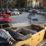 """Ben 67 auto d'epoca hanno preso parte alla """"Due giorni del Conero"""""""