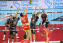 Ravenna domata 3-0, Lube in Final Four di Coppa Italia