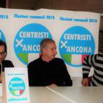 """I """"Centristi X Ancona"""" pronti a contribuire, con idee e proposte, alla stesura del programma elettorale per far crescere ancora la città"""
