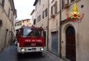 In fiamme una lavatrice, paura a Fabriano per un'anziana intossicata dal fumo
