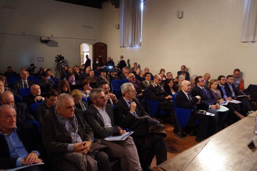 occupazione, lavoro, sindacati, associazioni, imprenditori, Fabriano, Museo della Carta,