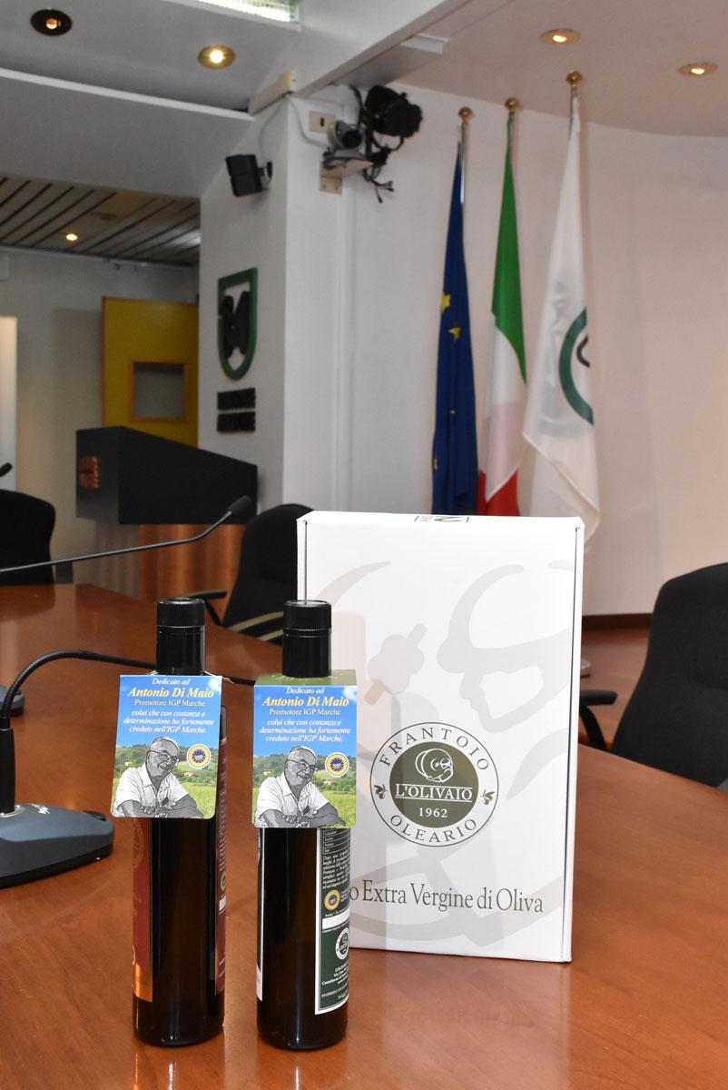 Olio Igp Marche, al via la prima molitura certificata dall'Europa