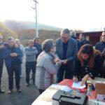 Consegnate altre casette ai terremotati di Pieve Torina ma i ritardi restano preoccupanti