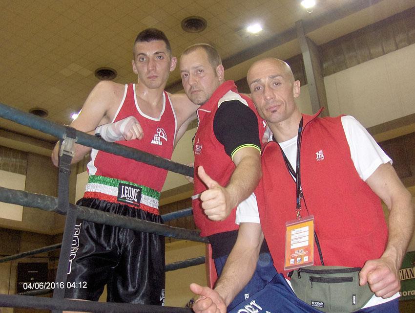 Da venerdì a domenica al Palaindoor di Ancona tre giornate di grande boxe
