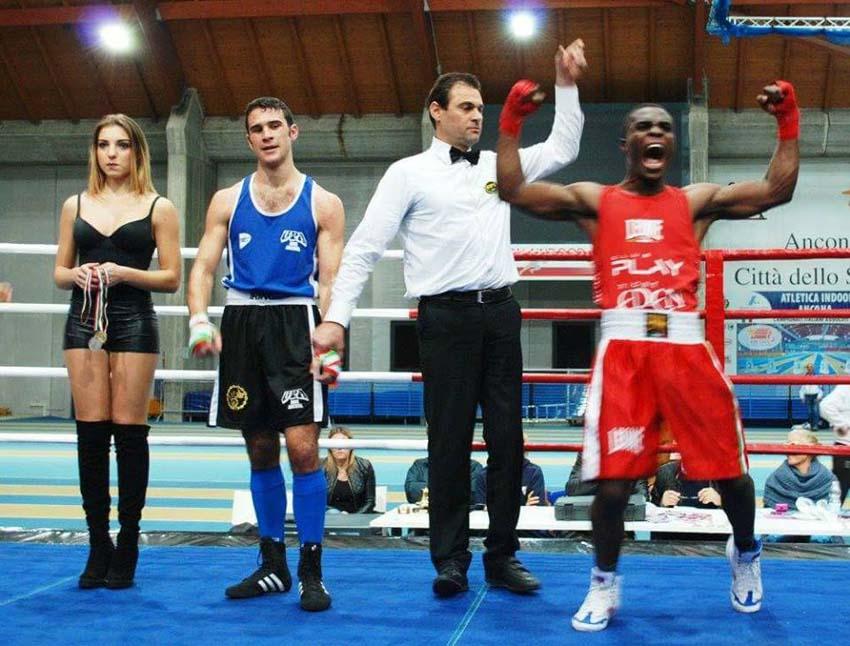 Marche protagoniste al Palaindoor di Ancona dopo tre giornate di boxe di alto livello