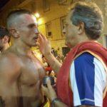 Jonny Cocci sabato torna nella sua San Benedetto per un match elettrizzante