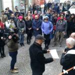 Inaugurata ad Acquasanta Terme la prima Bottega della Speranza