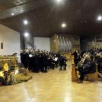 Ancona, in due chiese gremite due splendidi concerti natalizi
