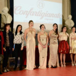 Le ragazze dell'Ipsia di Osimo sul podio del Fashion Game