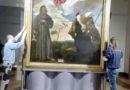 La maestosa Pala Gozzi di Tiziano a Milano: sarà protagonista dell'esposizione natalizia a Palazzo Marino