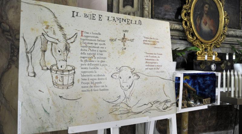 Ancona, nella chiesa di San Biagio allestita una mostra sul significato del Presepe