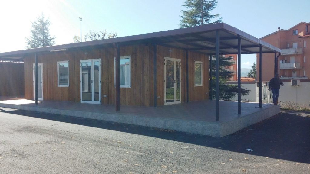 Inaugurata a Camerino l'area commerciale Vallicenter