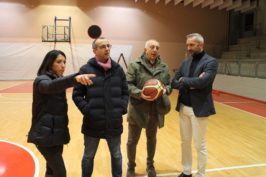 L'Adriatic Arena di Pesaro un impianto sempre più funzionale